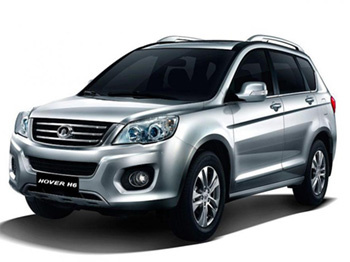 фото Great Wall Hover H6